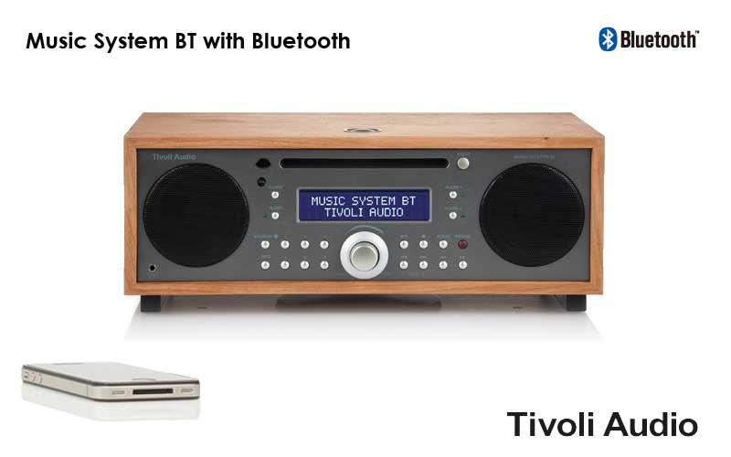 Tivoli Audio,チボリオーディオ,Music System BT,ミュージックシステムビーティー ,テーブルラジオ,デザイン家電,デザイン雑貨,北欧インテリア,北欧雑貨