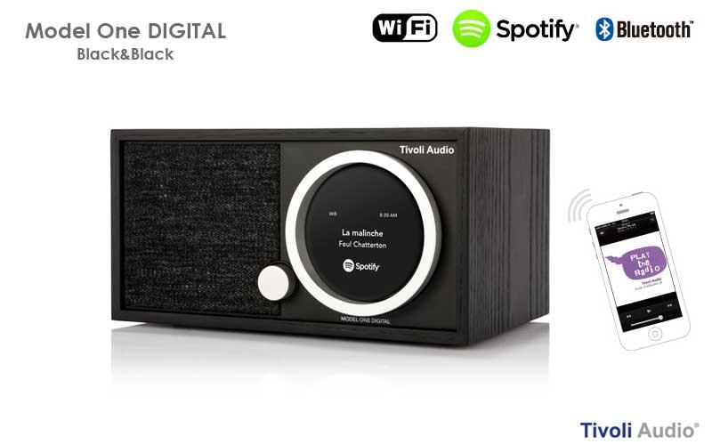 Tivoli Audio,チボリオーディオ,Model One digital,モデル・ワンデジタル,テーブルラジオ,デザイン家電,デザイン雑貨,北欧インテリア,北欧雑貨