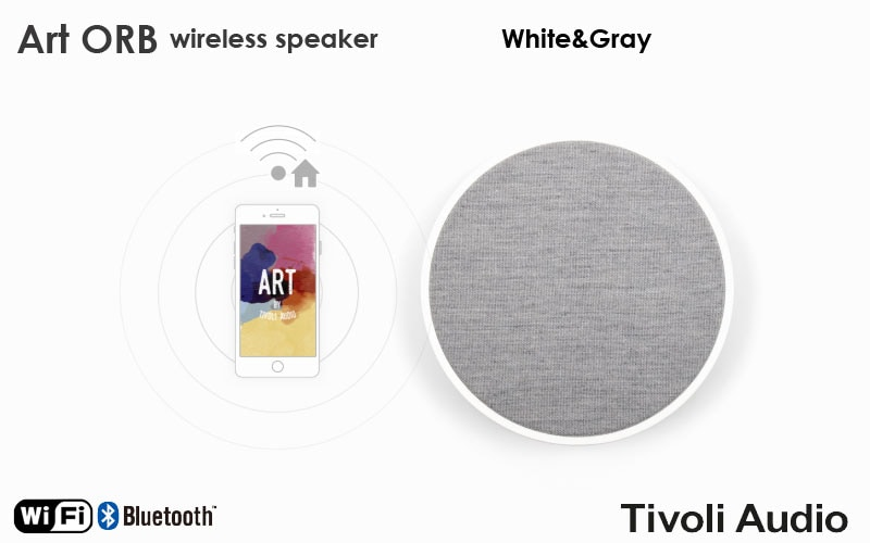 Tivoli Audio,チボリオーディオ,orb,オーブ,ワイヤレススピーカー
