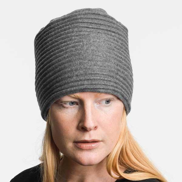 pleece hat,プリース,ハット,ダークグレー