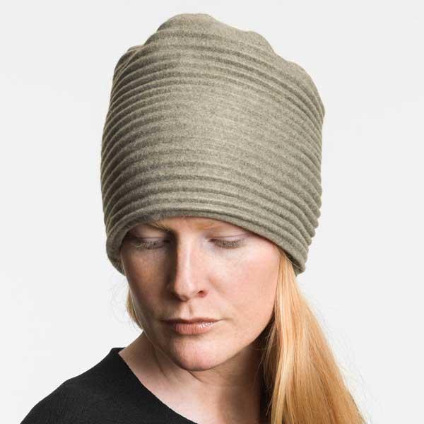 pleece hat,プリース,ハット,モスグリーン