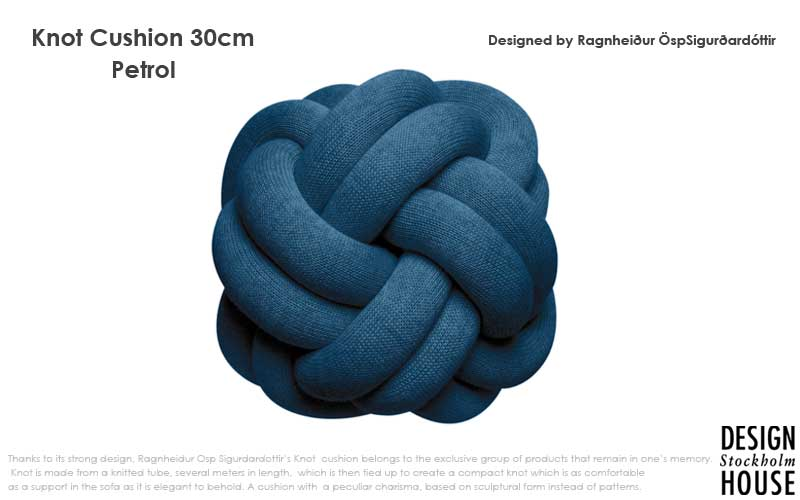 DESIGN HOUSE stockholmデザインハウス・ストックホルム,knot cushion,ノットクッション,北欧,スウェーデン,北欧雑貨,北欧インテリア,北欧ギフト