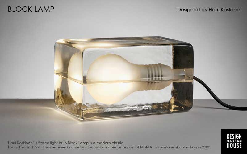 ブロックランプ,BLOCK LAMP(ブロックランプ)DESIGN HOUSE stockholm(デザインハウス・ストックホルム),ハッリコスキネン,harri koskinen,MOMA,モマ,北欧,スウェーデン,北欧雑貨,北欧インテリア,北欧ギフト,デザイナーズ