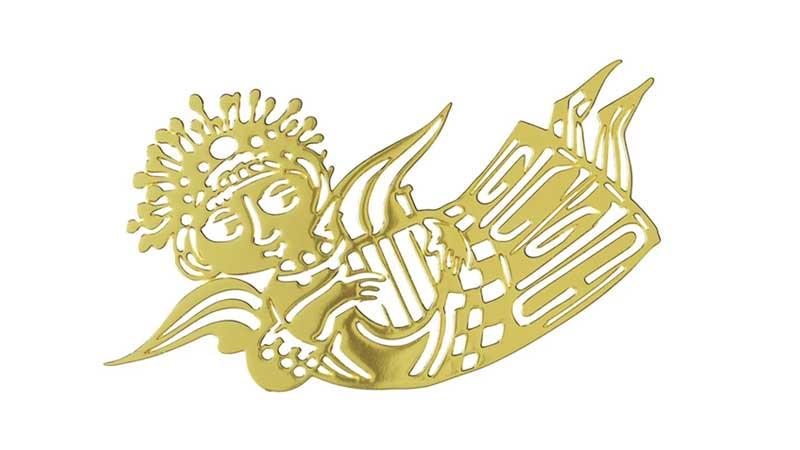 ビヨン・ヴィンブラッド, ヴィヨルン・ウィンブラッド,ビョルンウィンブラッド,Bjorn Wiinblad, Flower Vase(フラワーベース)eva,北欧,デンマーク,北欧雑貨,北欧インテリア,北欧ギフト
