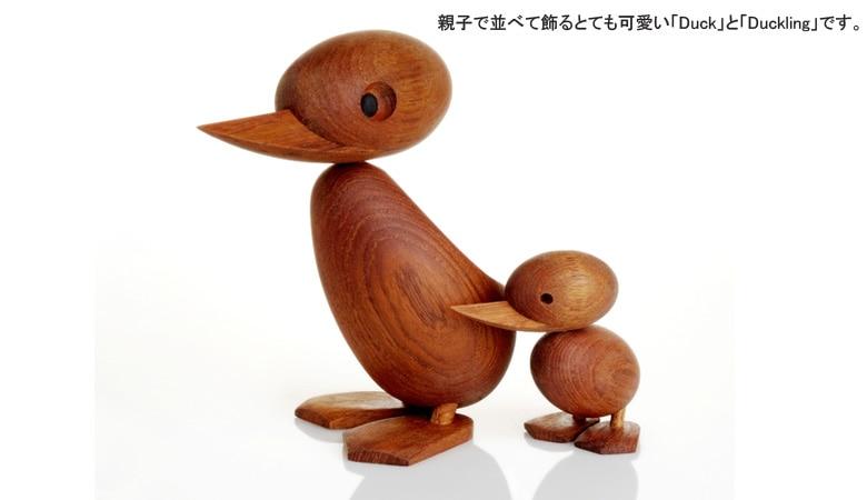 あひるの親子duckとduckling