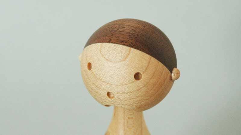 kin,boy,Lars Baller Fjetland,デンマーク木製オブジェ,architrectmade,アーキテクトメイド