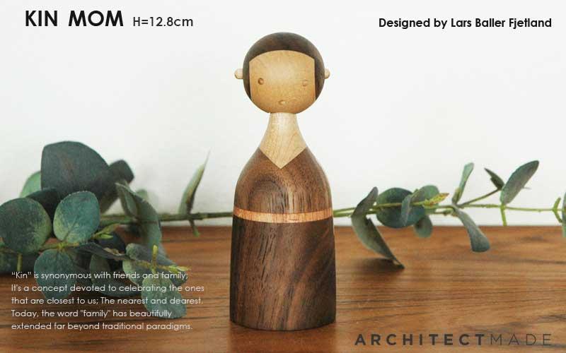 kin,mam,Lars Baller Fjetland,デンマーク木製オブジェ,architrectmade,オブジェ,置物,北欧雑貨,北欧インテリア,北欧ギフト