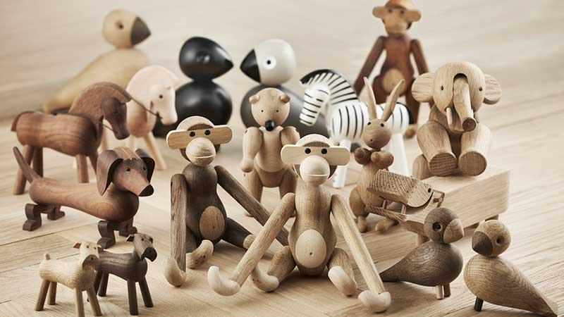 Kay Bojesen,カイ・ボイスン,木製オブジェ ,デンマーク,北欧,北欧雑貨,北欧インテリア,北欧ギフト