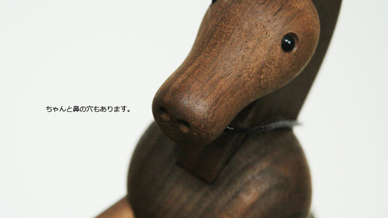 horse,ホース,馬,Kay Bojesen,カイ・ボイスン,木製オブジェ ,デンマーク,北欧,北欧雑貨,北欧インテリア,北欧ギフト