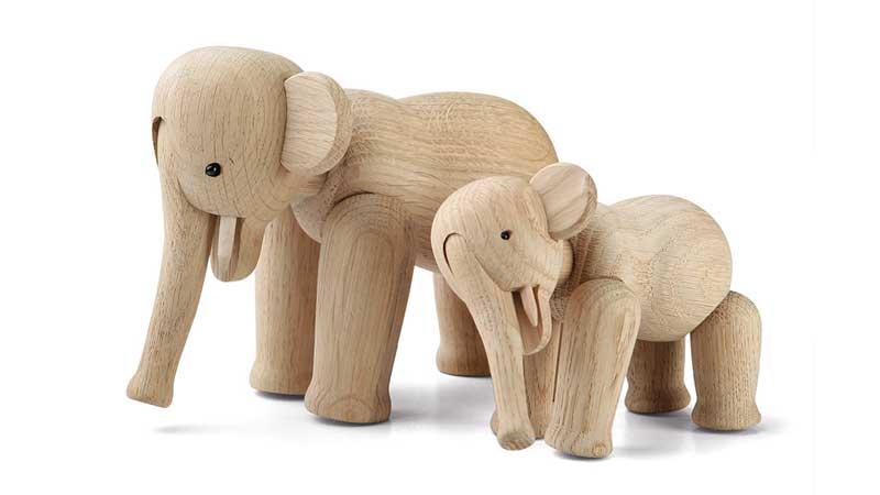 Elephant(エレファント)ゾウ,Kay Bojesen,カイ・ボイスン,木製オブジェ ,デンマーク,北欧,北欧雑貨,北欧インテリア,北欧ギフト
