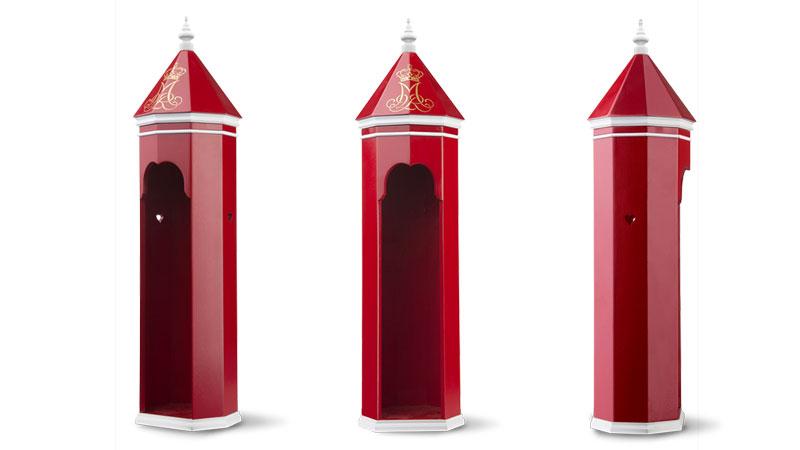 sentry box,衛兵,待機小屋,Kay Bojesen,カイ・ボイスン,木製オブジェ ,デンマーク,北欧,北欧雑貨,北欧インテリア,北欧ギフト
