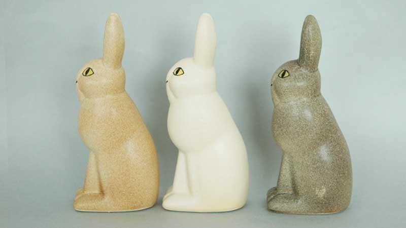elk,Rabbit,ウサギ,Lisa Larson,リサ・ラーソン,LILLSKANSEN,スカンセン動物園