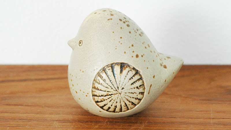 Bird She(バード・シー),Lisa Larson,リサラーソン,北欧,オブジェ,置物,北欧雑貨,北欧インテリア