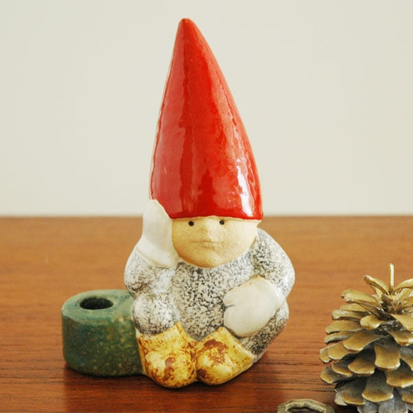 Santa Boy(サンタ・ボーイ)トムテファミリー,Lisa Larson,リサラーソン,北欧,スウェーデン,子ども,北欧雑貨,北欧インテリア