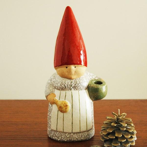 Santa mother(サンタ・マザー)トムテファミリー,Lisa Larson,リサラーソン,北欧,スウェーデン,子ども,北欧雑貨,北欧インテリア