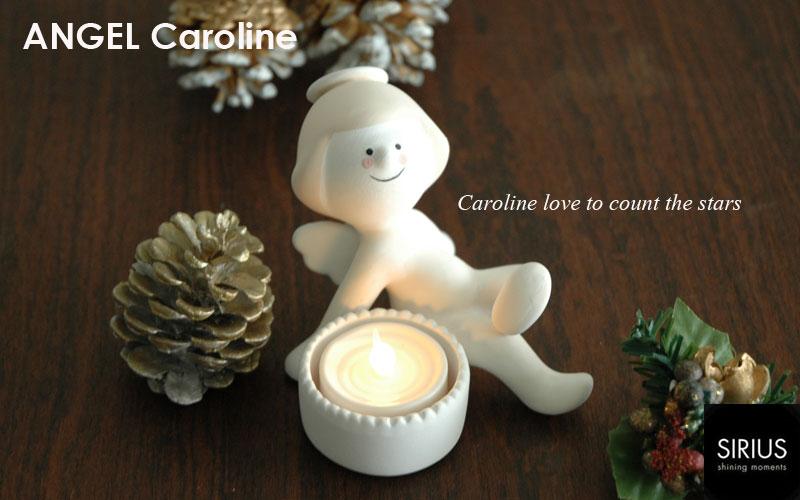 クリスマス・エンジェル,Caroline Angel,キャロライン・エンジェル,Sirius(シリウス),デンマーク,クリスマスライト,led,green energy