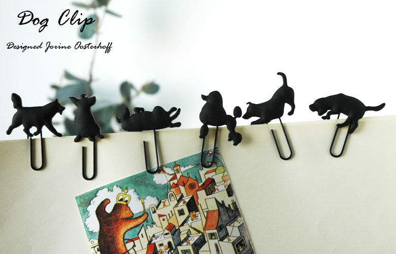 Dog Clip(ドッグ・クリップ),puhlmann(ブルマン),Jorine Oosterhoff(ヨリネ・オーステルホフ)