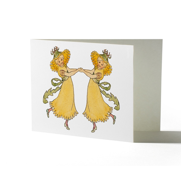 Dandelions(ダンデライオン),Elsa Baskow(エルサ・べスコフ)カード