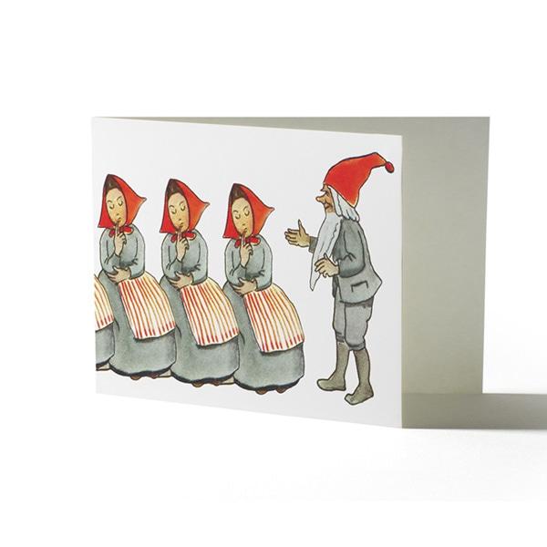 Elf Family,Elsa Baskow(エルサ・べスコフ)カード