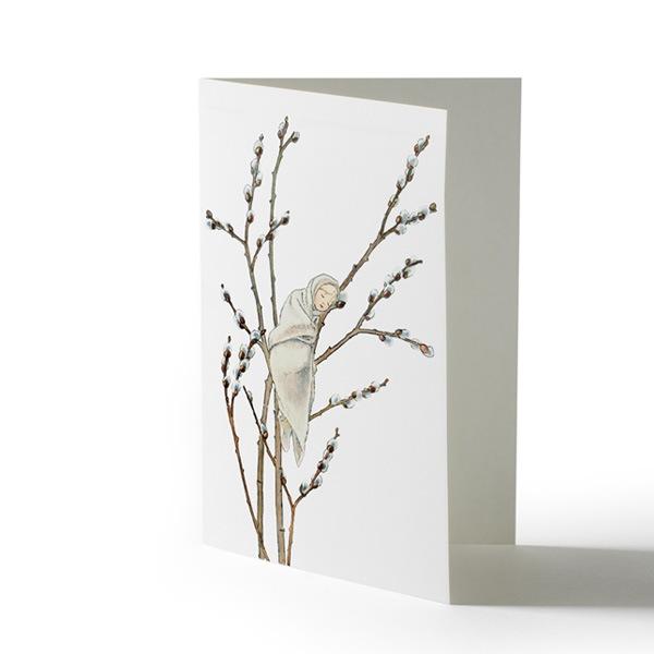 little willow,Elsa Baskow(エルサ・べスコフ)カード