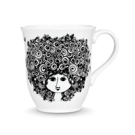 ロザリン・マグカップ・ブラック,ビヨン・ヴィンブラッド
