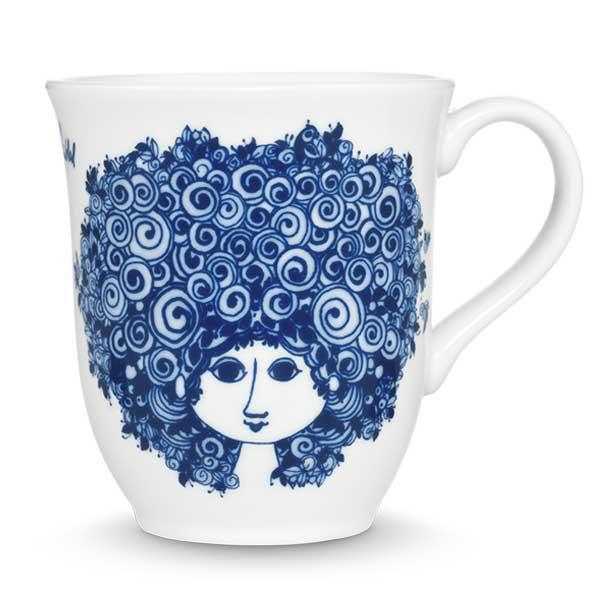 ロザリン・マグカップ・ブルー,ビヨン・ヴィンブラッド