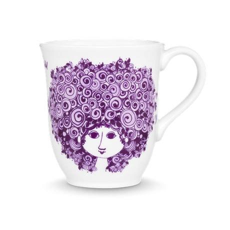 ロザリン・マグカップ・パープル,ビヨン・ヴィンブラッド