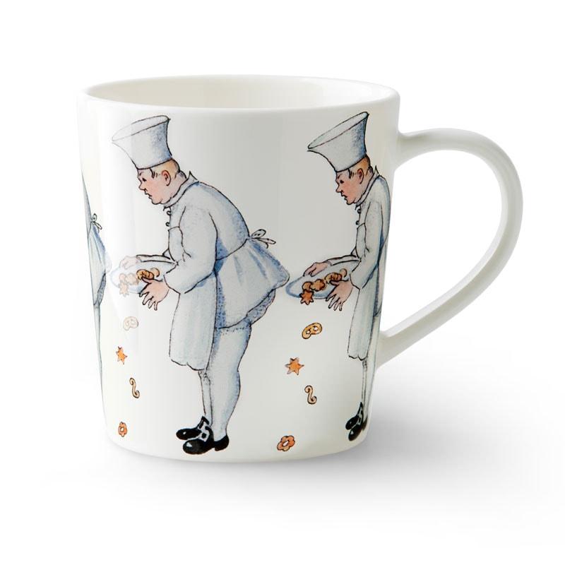 baker,Elsa Baskow(エルサ・べスコフ)マグカップ