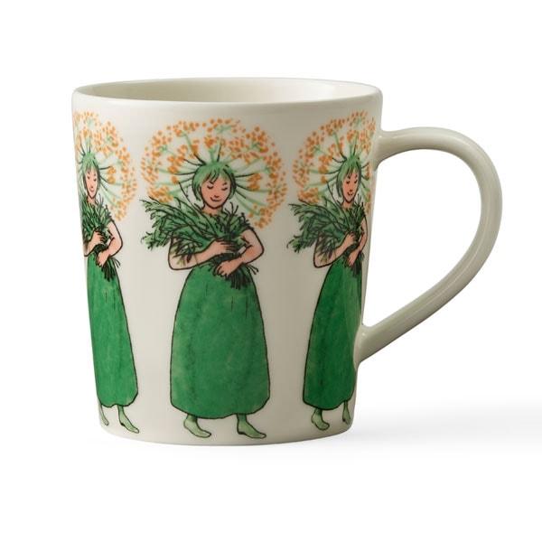 cornflower,Elsa Baskow(エルサ・べスコフ)マグカップ