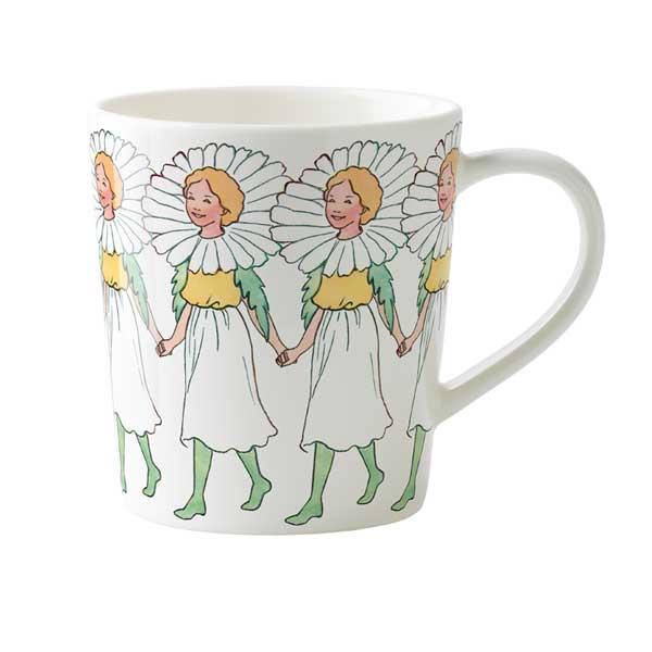 マーガレット,Elsa Baskow(エルサ・べスコフ)マグカップ