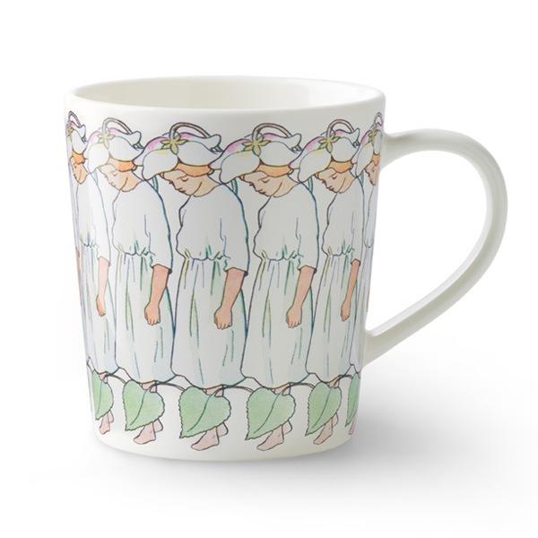 pyrola,いちやくそう,Elsa Baskow(エルサ・べスコフ)マグカップ