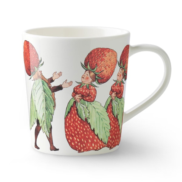 The Strawberry family(ストロベリーファミリー),Elsa Baskow(エルサ・べスコフ)マグカップ