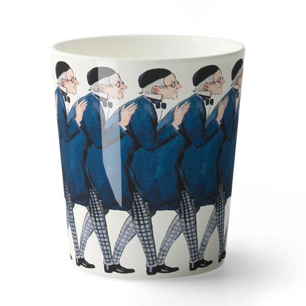 青おじさんカップ,Elsa Baskow(エルサ・べスコフ)マグカップ