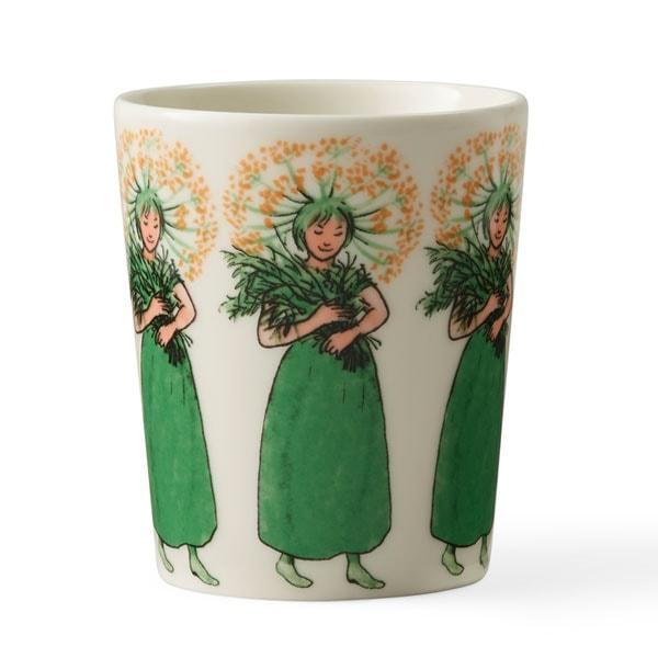 cornflower,Elsa Baskow(エルサ・べスコフ)カップ,mrs.dill