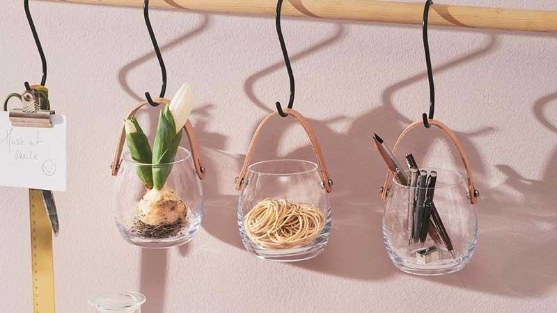 DESIGN WITH LIGHT JAR,デザインウィズライト,ガラスポット,HOLMEGAARD,ホルムガード,北欧雑貨,北欧インテリア北欧ギフト