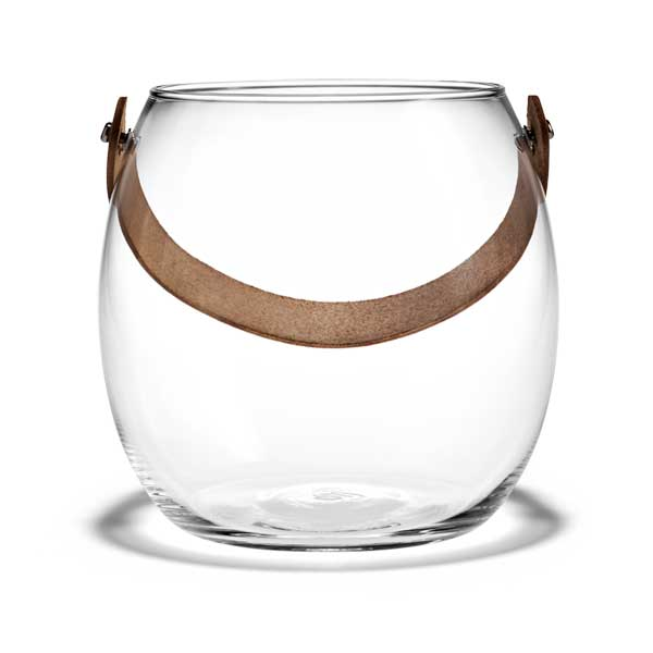 ガラスポットH=16cm