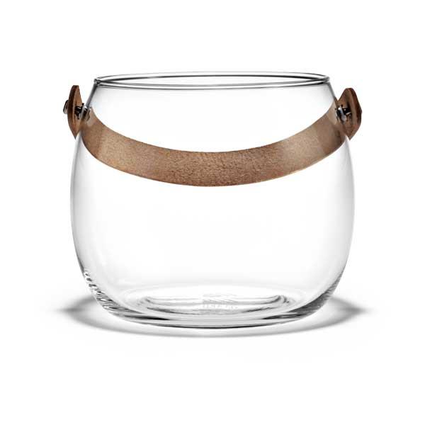 ガラスポットH=12cm
