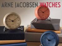 アルネヤコブセン,置き時計,北欧