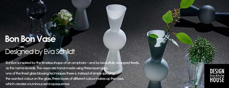 bon bon vase,ボンボンベース,フラワーベース,花瓶,designhouse stockholm,デザインハウスストックホルム,北欧スウェーデン
