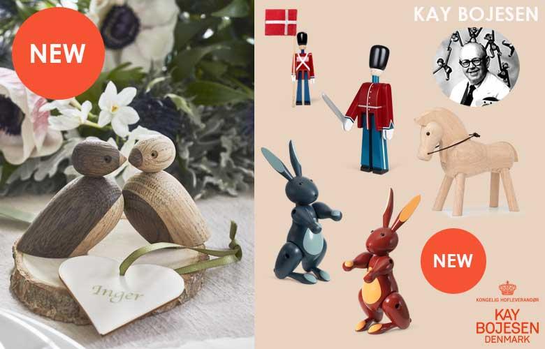 カイボイスン,kay bojesen,木製オブジェ,デンマーク