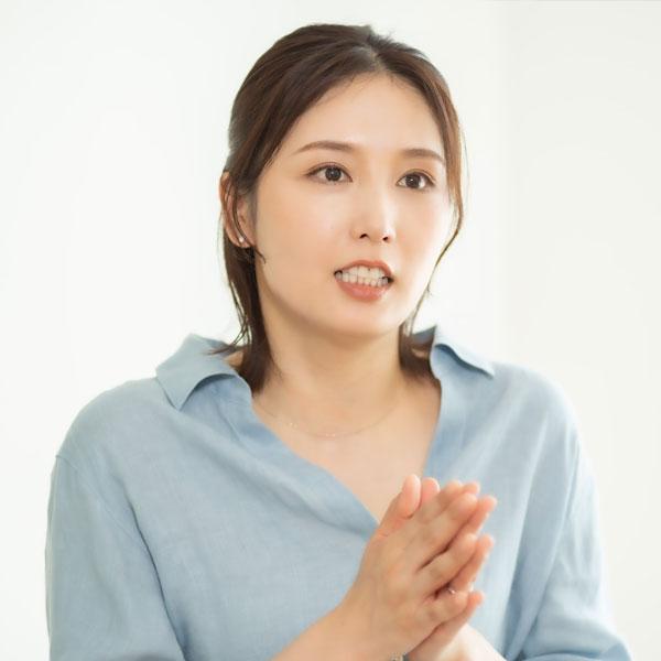 三津谷葉子さん