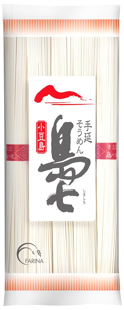 小豆島 手延そうめん 島七(250g)