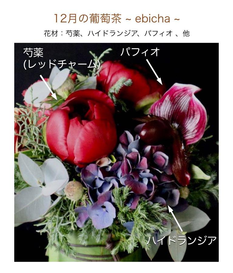 12月の葡萄茶イメージ画像
