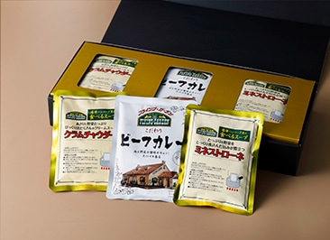 カレー&スープミックスセット