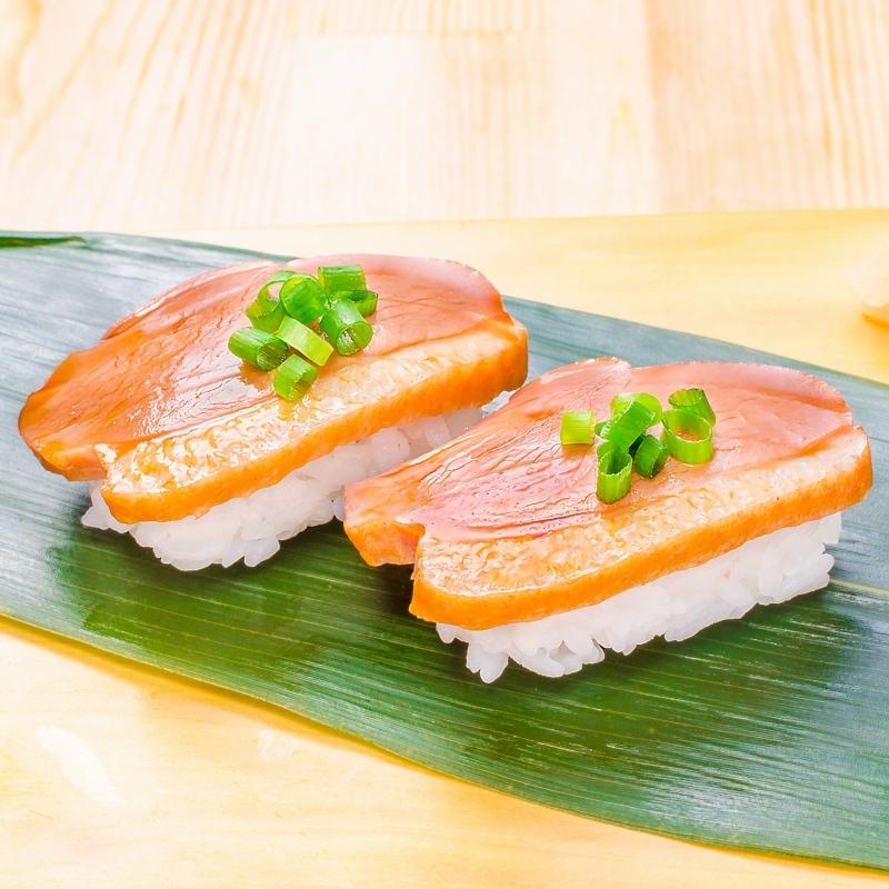 合鴨ロース寿司