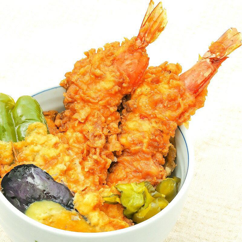 赤海老の天丼