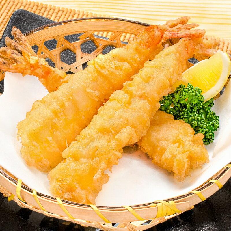 赤海老 天ぷら