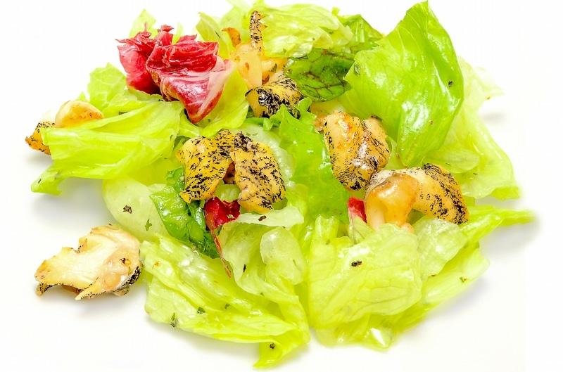 つぶ貝サラダ