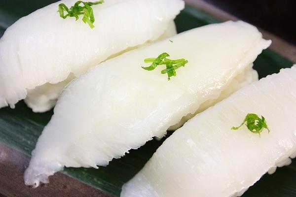 えんがわ握り寿司