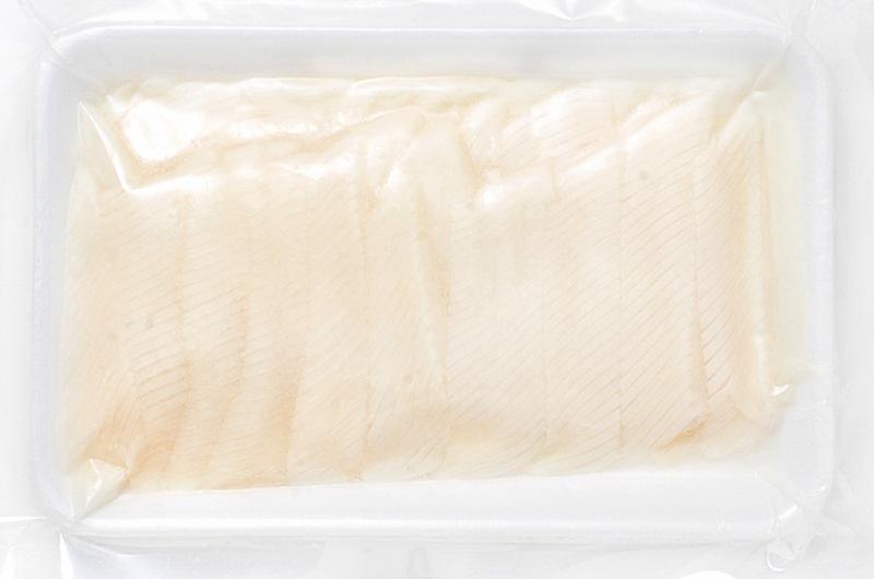 真イカスライス パッケージ冷凍